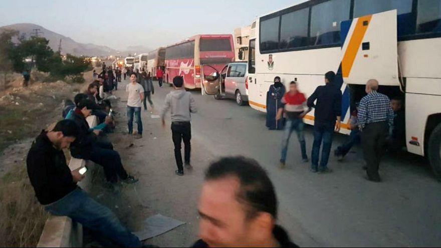 توافق جیش الاسلام با دولت سوریه؛ دوما تا ۴۸ ساعت آینده تخلیه می شود