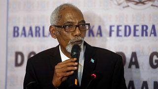 رئيس البرلمان الصومالي يستقيل قبل اقتراع لسحب الثقة منه