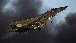 الجيش الروسي: طائرتان حربيتان إسرائيليتان نفذتا ضربات على قاعدة جوية سورية