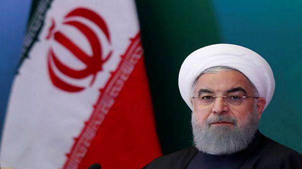 روحاني: ترامب سيندم إذا انسحب من الاتفاق النووي لأن رد إيران سيكون أقوى مما يتخيل