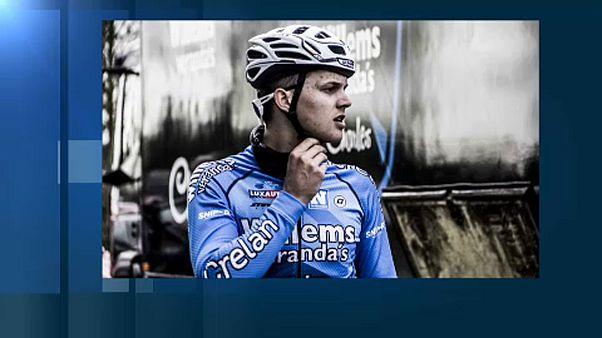 Meghalt egy fiatal belga kerékpáros