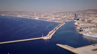 The Mediterranean helps boost the energy needs of Marseille