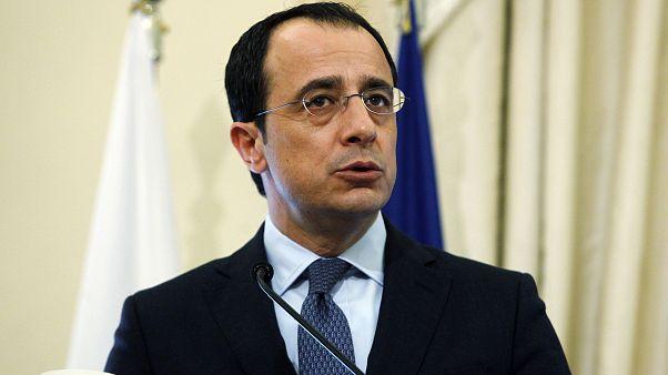 Στο Κάιρο ο υπουργός Εξωτερικών Νίκος Χριστοδουλίδης - Η ατζέντα των συνομιλιών