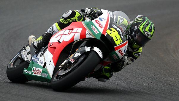 Crutchlow takes MotoGP in Argentina