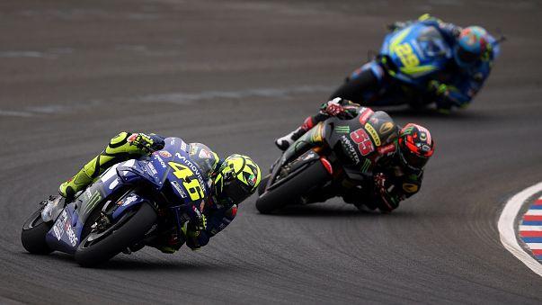 Rossi em guerra com Márquez após GP argentino