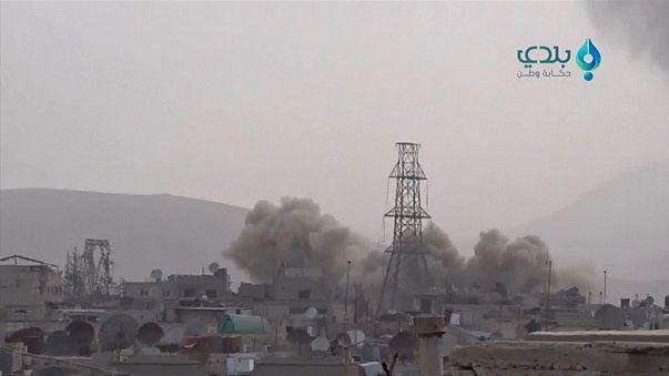 Angriff auf Militärbasis in Homs