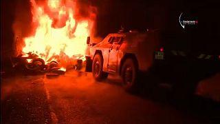 Γαλλία: Συγκρούσεις αστυνομικών καταληψιών στην περιοχή Νοτρ Νταμ ντε Λαντ