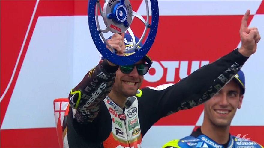 MotoGP: Кэл Кратчлоу победил в Аргентине