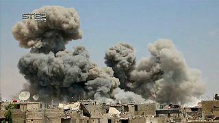 Damas et Moscou accusent Israël d'avoir bombardé une base syrienne