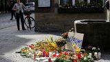 Alman polisi: Saldırıyı aydınlatabilmek için henüz erken
