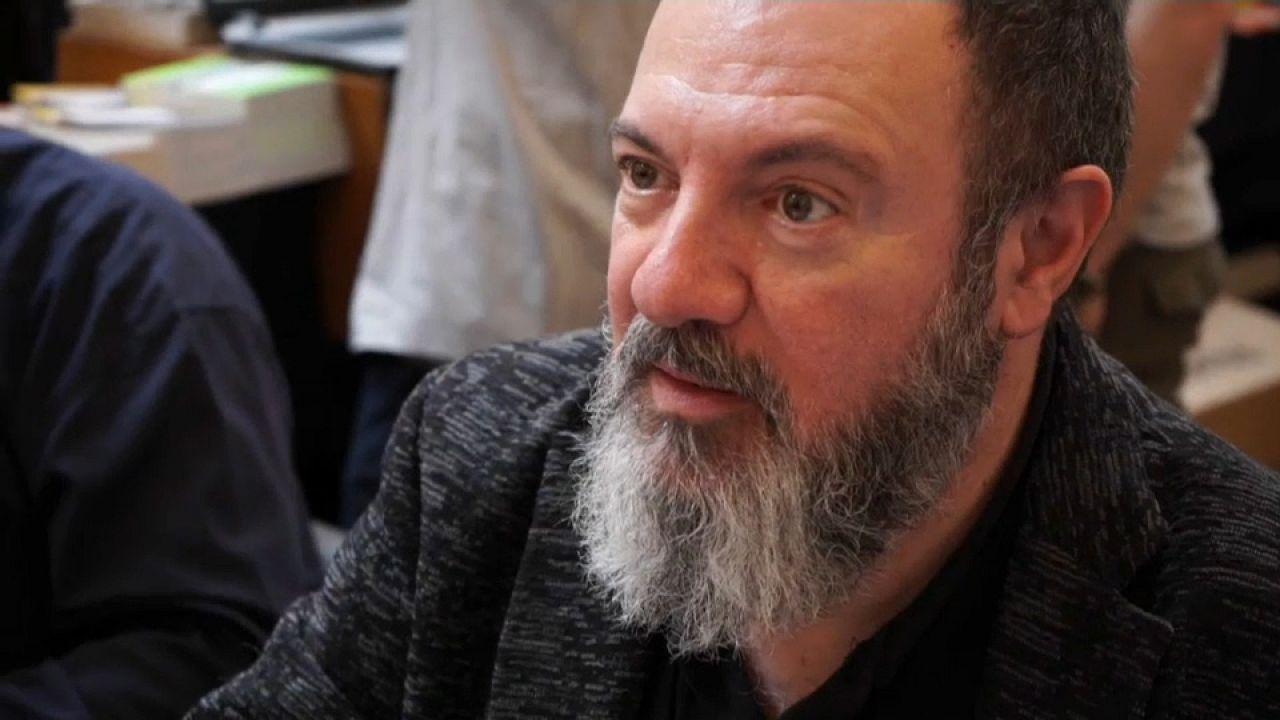 Intervista a Carlo Lucarelli, le mille sfumature del giallo