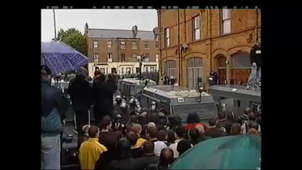 Β. Ιρλανδία: 20 χρόνια από τη Συμφωνία της Μεγάλης Παρασκευής