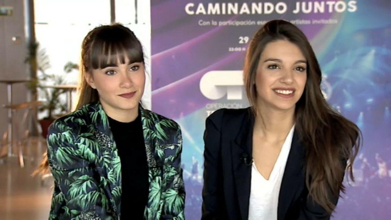 Aitana y Ana Guerra arrasan con 'Lo malo'