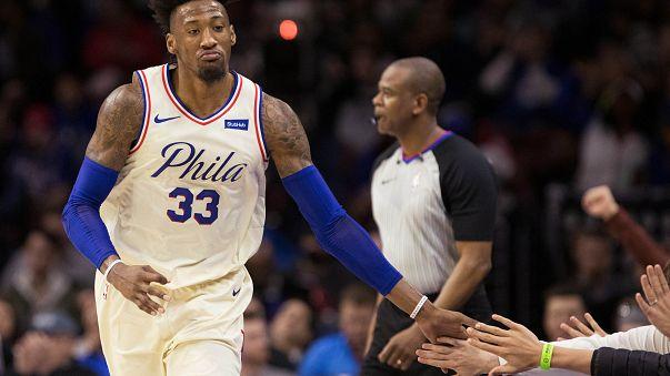 NBA : Les Sixers inarrêtables