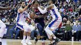 NBA: Philadelphia da record