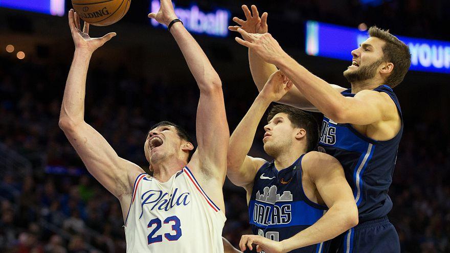 """НБА: победная серия """"76"""""""
