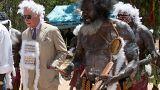 Príncipe Carlos visita comunidades aborígenes