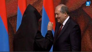 Αρμενία: Ορκίστηκε ο νέος πρόεδρος
