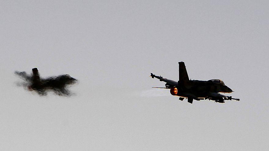 طائرات إف16 الإسرائيلية