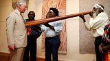 Le Prince Charles à la rencontre des aborigènes