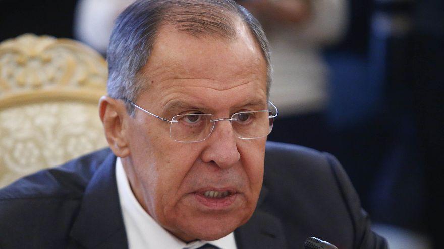 Lavrov'dan Türkiye'ye 'Afrin'i Suriye hükümetine devret' önerisi