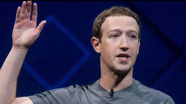 Давление на Марка Цукерберга