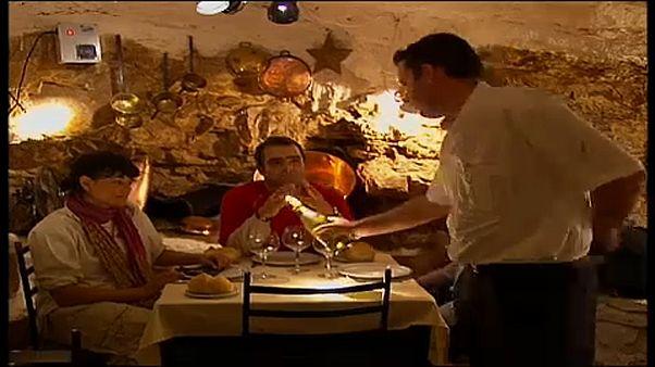 Első helyen a spanyol bor exportja
