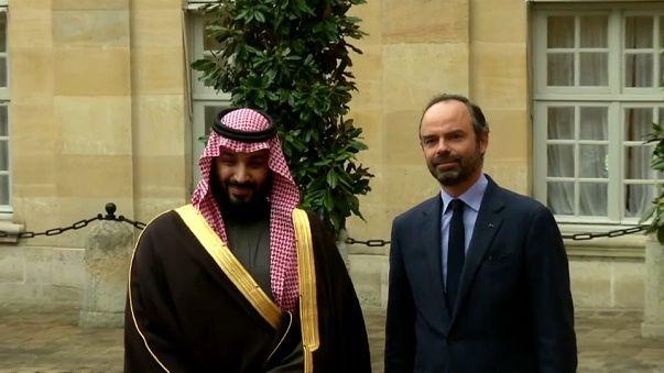 محمد بن سلمان يختتم زيارته إلى فرنسا، وأبرز النتائج؟