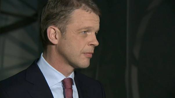 Christian Sewing es el nuevo presidente del Deutsche Bank