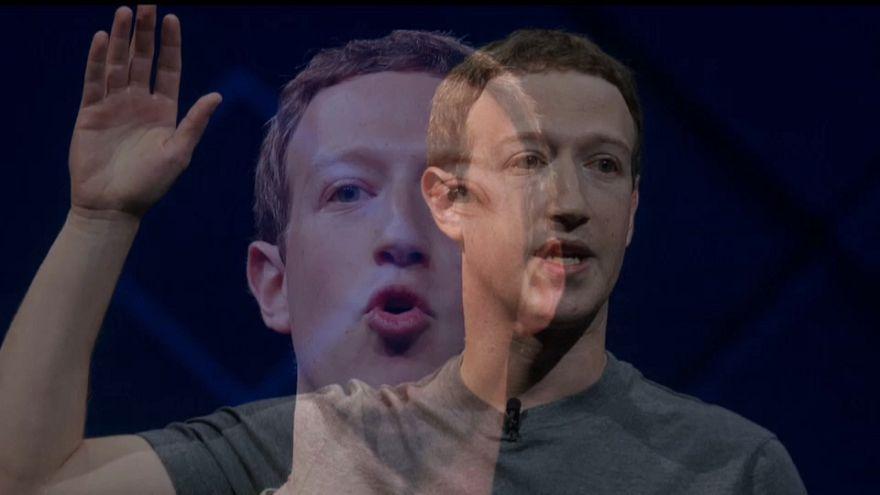 El escándalo de Facebook llega al Capitolio
