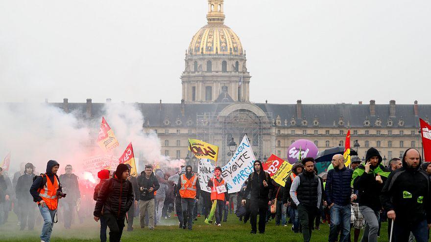 Забастовка как традиция