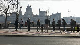 Contrasting views of Hungarians after the election result