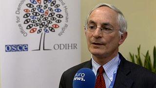 EBESZ: korlátozták a magyar választók tájékozódását