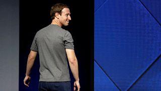 Mark Zuckerberg sur le grill