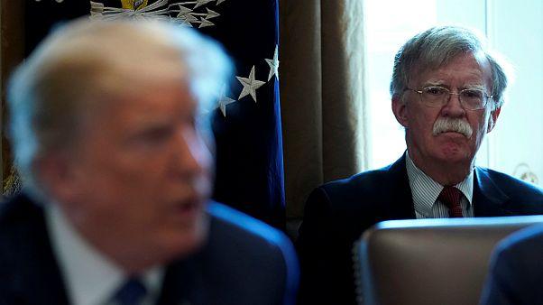 مشاور امنیت ملی و رئیس جمهوری آمریکا