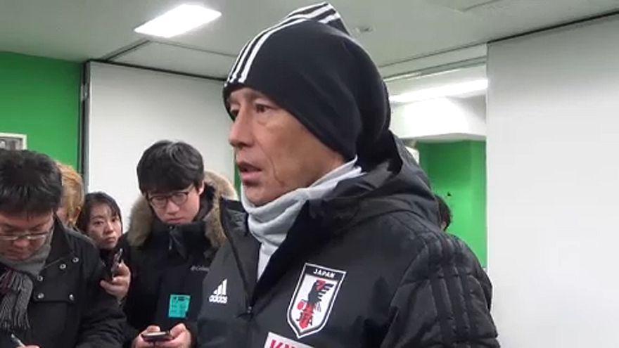 Utolsó pillanatban váltott edzőt a japán válogatott