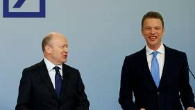 Перестановки в руководстве Deutsche Bank