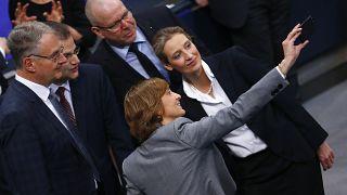 بياتريس فون ستورتش، النائبة البارزة في حزب أقصى اليمين الألماني