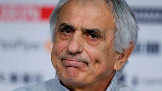 Japan sack Vahid Halilhodzic as head coach