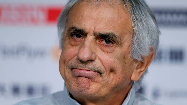 Japan sack Vahid Halilhodzic as head coach