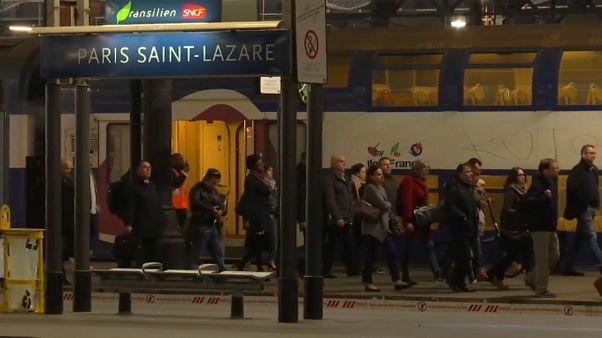 Железнодорожники бастуют: день четвертый