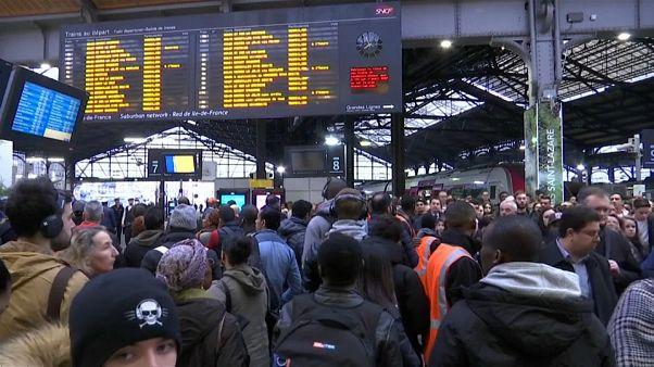 ¿Son los franceses los más huelguistas del mundo?