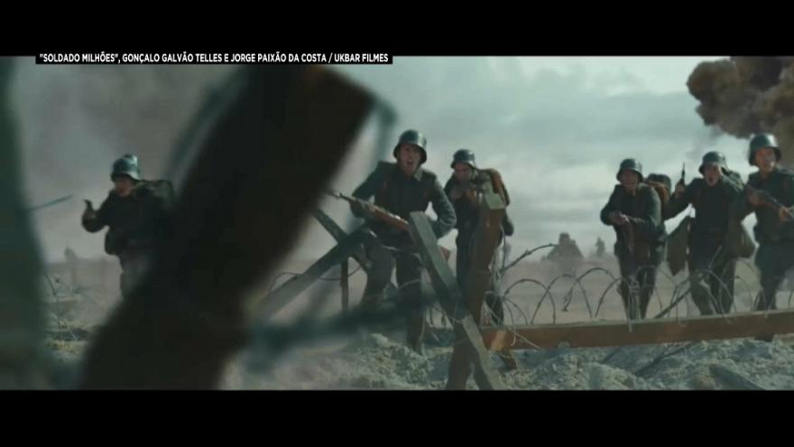 "Il cinema portoghese celebra il ""Soldado Milhões"""