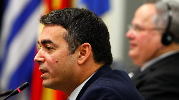 Mazedonien: Namensstreit mit Griechenland muss beigelegt werden