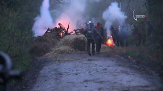 Riots at Notre-Dame-des-Landes