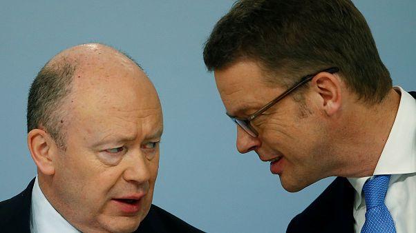 Vezetőváltás a Deutsche Banknál