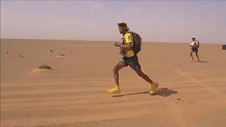 Το Μαρόκο θριάμβευσε στον «μαραθώνιο της άμμου» στην έρημο Σαχάρα