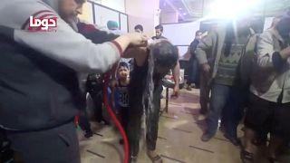 """Siria, Donald Trump annuncia """"decisioni imminenti"""" dopo l'attacco chimico."""