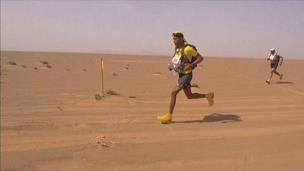 """""""Песчаный марафон"""": два этапа пройдены"""