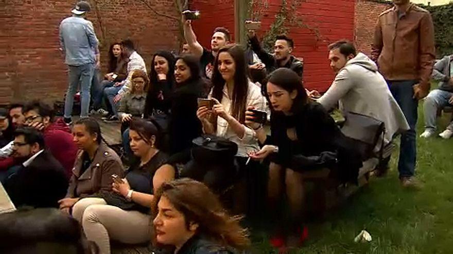 Integrating EU's minority Roma community